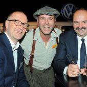 mit Johann Lafer und Zauberer Giovanni Alecci www.alecci.de